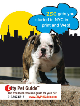 Free Guide to Pet Services