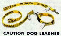 Caution Leash
